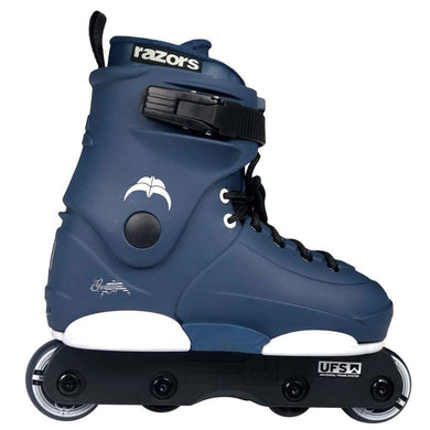 Bladeworx Pty Ltd Aggressive Inline Skates RAZORS GENESYS JUNIOR ANTI-ROCKER SKATES