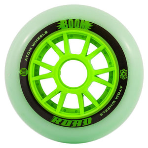 Bladeworx Pty Ltd Inline Wheels Firm ATOM BOOM ROAD WHEEL 100MM