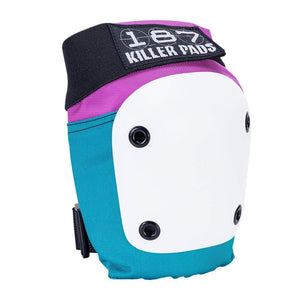 Bladeworx Pty Ltd protective 187 KILLER PADS SIX PACK : PINK/TEAL : ADULT