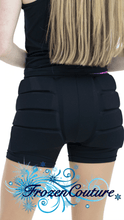 Load image into Gallery viewer, Bladeworx Pty Ltd protective Frozen Couture High Performance Crash Shorts