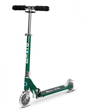 Bladeworx Pty Ltd Scooters Forrest Green Micro Sprite LED
