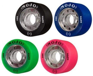 Bladeworx Radar Mojo Wheels : Hybrid Duro 88a 62mm 8pk