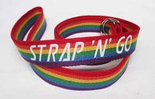 Load image into Gallery viewer, Bladeworx Rainbow 6 Strap 'n' Go Skate Leash : Patterns