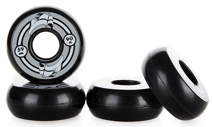 Razors 3D Wheels - Black - Bladeworx