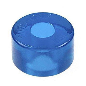 Bladeworx Roller Skate Accessories Barrel / Extra soft - Blue - 72a Sure-Grip Special Urethane Cushions (Barrel or Conicals : 4pack)