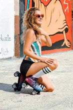 Load image into Gallery viewer, Bladeworx Roller Skate CHAYA VINTAGE AIRBRUSH ROLLER SKATES