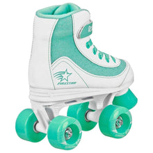 Load image into Gallery viewer, Bladeworx Roller Skate RDS FIRESTAR SKATE GIRLS MINT ROLLER SKATES