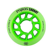 Load image into Gallery viewer, Atom Savant Poison 59mm Wheels 4 Pack - Bladeworx
