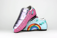 Load image into Gallery viewer, Bladeworx Roller Skates 3.5 Riedell Solaris Custom Colour Boot