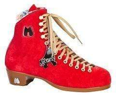 Bladeworx Roller Skates Poppy Red / US4 Moxi Lolly Boot