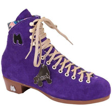 Load image into Gallery viewer, Bladeworx Roller Skates Taffy Purple / US4 Moxi Lolly Boot