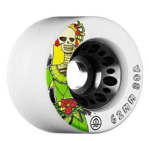 Rollerbones Day of the Dead 80a - Bladeworx