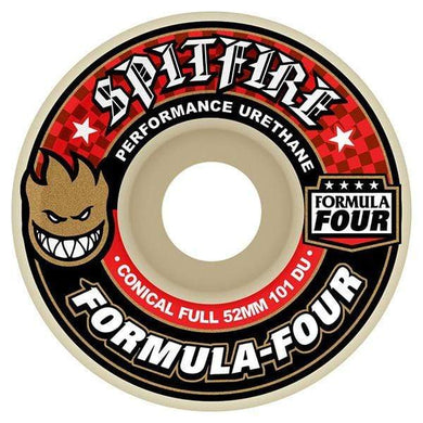 SPITFIRE WHEEL F4 101D CONICAL FULL - Bladeworx