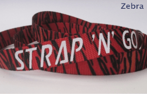 Bladeworx Strap 'n' Go Skate Leash : Patterns