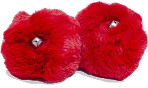 Bladeworx Sure-Grip Pom Poms : Assorted Colours