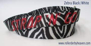 Bladeworx Zebra Strap 'n' Go Skate Leash : Patterns