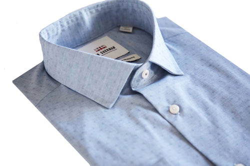 Ben Sherman Chambray Dress Shirt