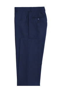 Men's Navy Slim Fit Pant