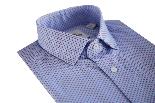 Ben Sherman Fleck Print Dress Shirt