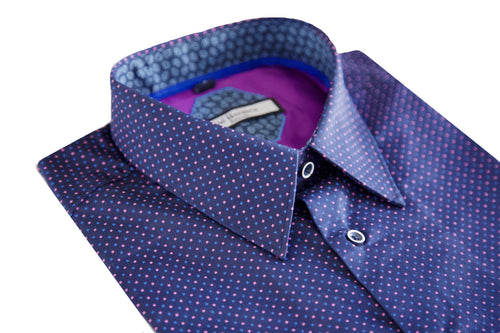 Scoop Dot Dress Shirt