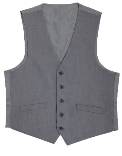Men's Light Grey Vest
