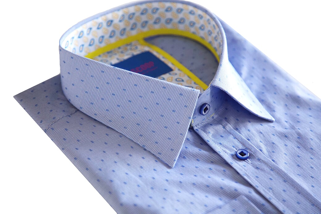Scoop Light Blue Dress Shirt