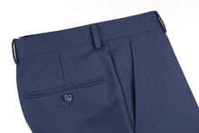 Load image into Gallery viewer, Men's Navy Slim Fit Pant