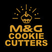 MEG cookie cutters