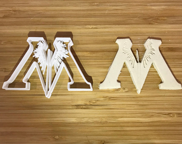Ministery of Magic Logo Harry Potter-inspired Cookie Cutter Topper Fondant
