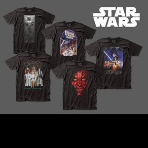 NEW STAR WARS TEES