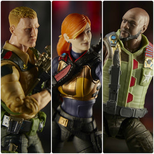 NEW GI JOE CLASSIFIED