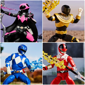NEW POWER RANGERS