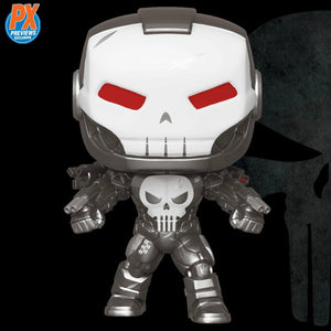 PUNISHER WAR MACHINE POP