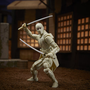 G.I. Joe Classified Collection Snake Eyes Origins Storm Shadow 6 Inch Action Figure PRE-ORDER