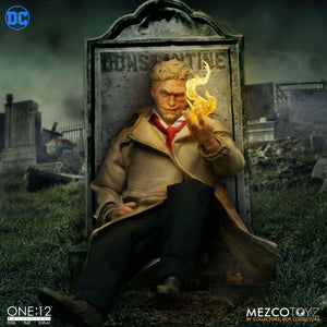 Mezco One:12 Collective Constantine Deluxe Edition FREE-SHIPPING / PRE-ORDER