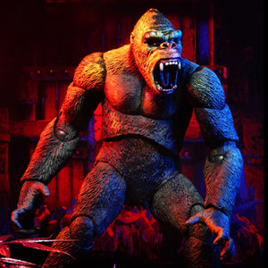 NECA King Kong Illustrated 7 Inch Action Figure PRE-ORDER