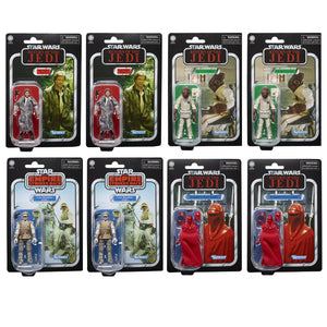 Star Wars Vintage Collection Admiral Ackbar Wave Sealed Factory Case of 8 PRE-ORDER / FREE-SHIPPING