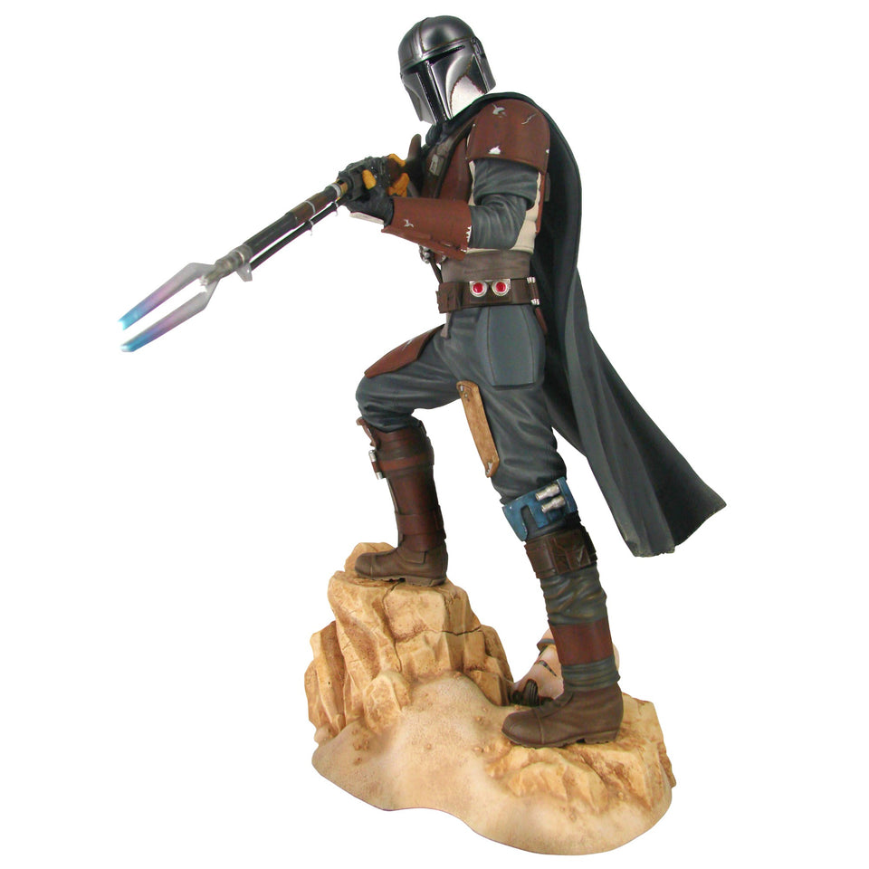Gentle Giant Star Wars Premier Collection The Mandalorian Limited Edition Statue FREE SHIPPING / PRE-ORDER
