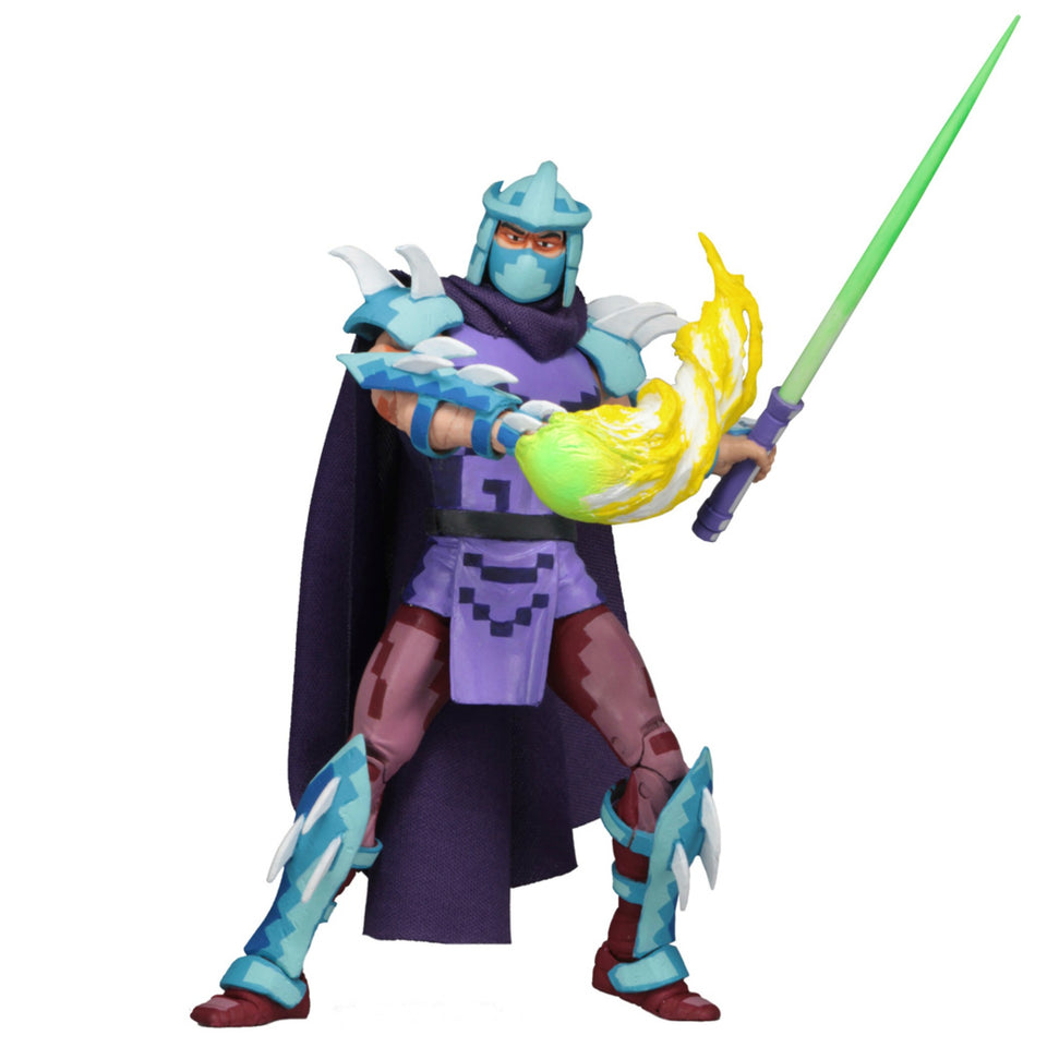 NECA Teenage Mutant Ninja Turtles Turtles in Time Series 2 Super Shredder 7 Inch Action Figure PRE-ORDER