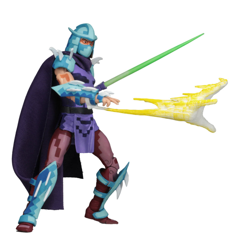 NECA TMNT Turtles in Time Series 2 Super Shredder 7 Inch Action Figure PRE-ORDER