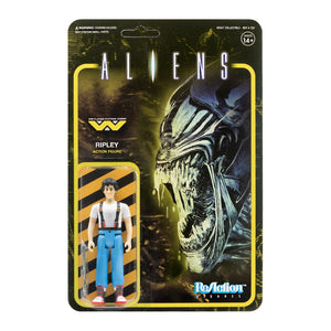 Super7 Aliens ReAction Ripley 3.75 Inch Action Figure