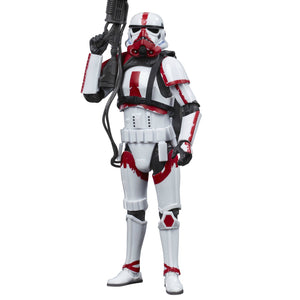 Star Wars The Black Series Incinerator Trooper 6 Inch Action Figure PRE-ORDER