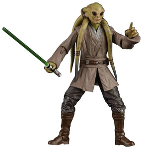 "Star Wars The Black Series AOTC Kit Fisto 6"" Action Figure PRE-ORDER"
