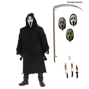 NECA Ultimate Ghostface  7 Inch Scale Action Figure PRE-ORDER