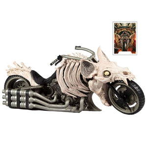 DC Multiverse Vehicles Batman Death Metal Bone Bike