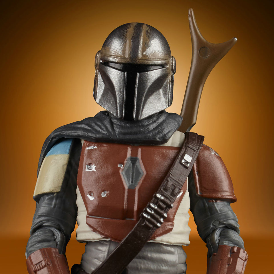Star Wars The Vintage Collection The Mandalorian 3.75 Inch Action Figure PRE-ORDER