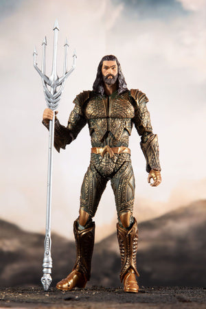 DC Multiverse Justice League Aquaman Action Figure PRE-ORDER