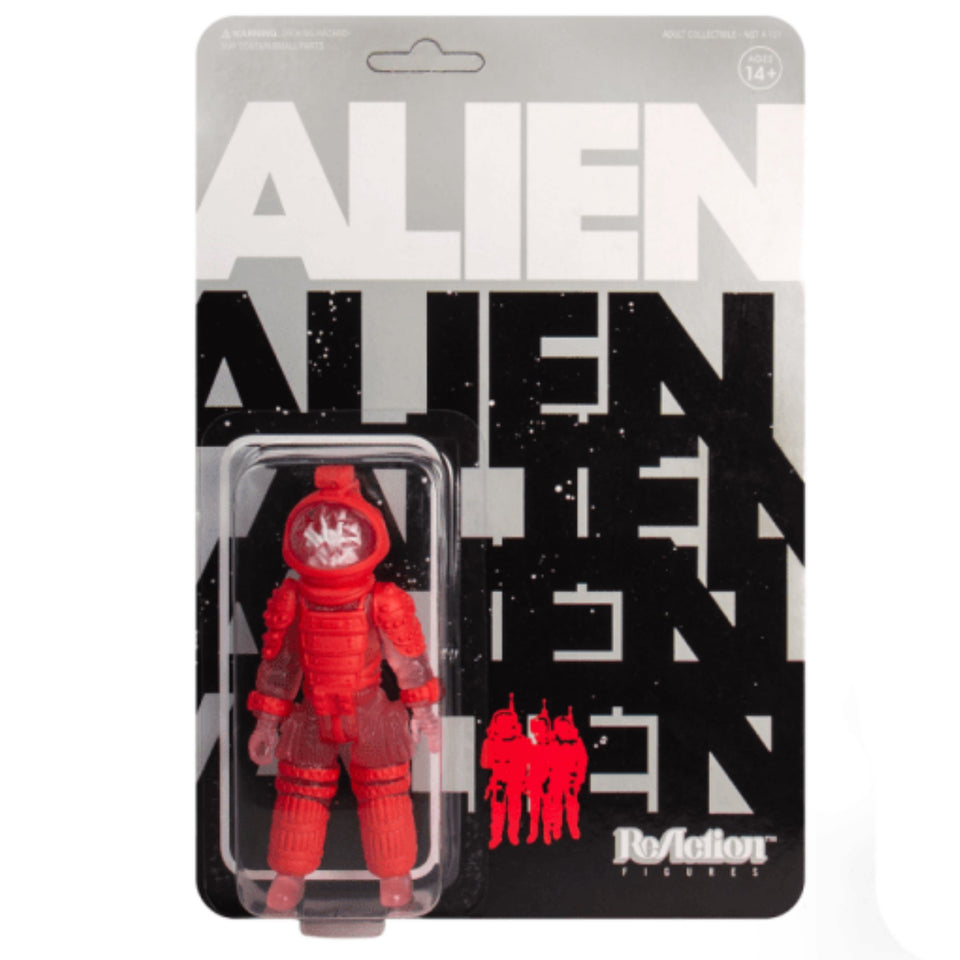 Super7 Alien ReAction Kane Concept Poster 3.75