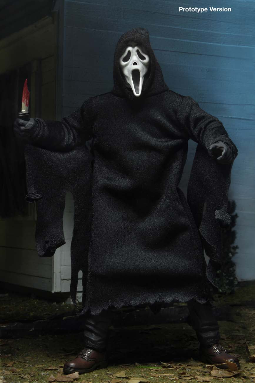 NECA Ultimate Ghost Face 7 Inch Scale Action Figure