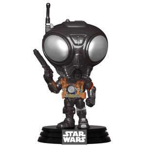 Star Wars Funko Pop! The Mandalorian Q9-0 Figure